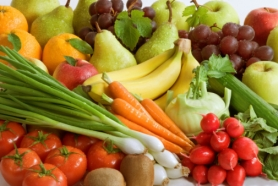Processed Fruits & Vegetables