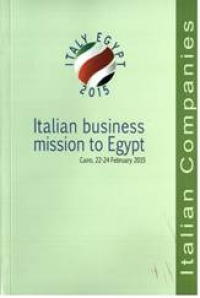 Italian Business Mission to Egypt
