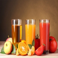 Juices, Drinks and Water